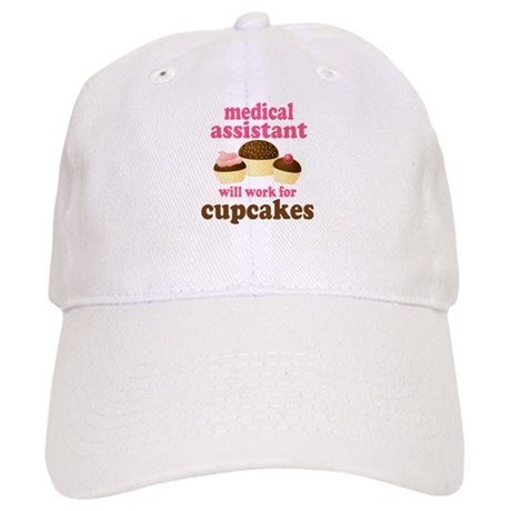 Funny Medical Assistant Cap