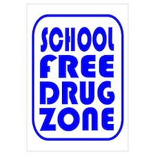 School Free Drug Zone