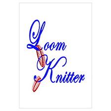 Loom Knitter