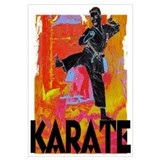 Karate Graffiti