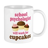 Funny School Psychologist Small Mug