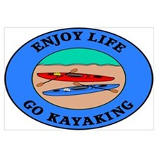 Enjoy Life Go Kayaking