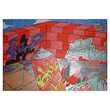 Cool Art wall Wall Art
