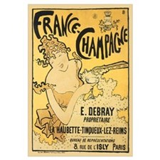 E Debray French Champagne