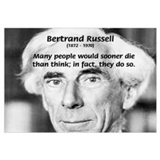 Clever Humour Bertrand Russell