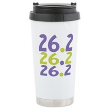 26.2 Marathon Travel Mug
