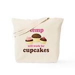 Funny Temp Tote Bag