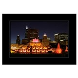 Buckingham Fountain 18x24