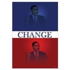 Change--Red, White, and Blue