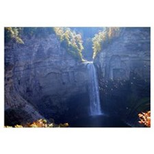 Cute Taughannock falls Wall Art