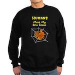 Sarcastic Spider Sweatshirt (dark)