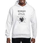 Sarcastic Spider Hooded Sweatshirt