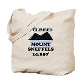 MOUNT SNEFFELS Tote Bag