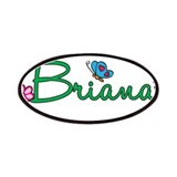 Briana Flowers Patches