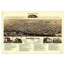 Cheyenne, Wyoming, 1882.