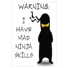 Mad Ninja Skills