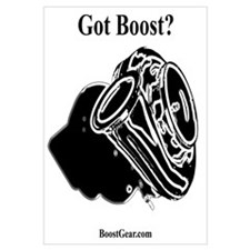 Got Boost? - BoostGear.com - Small Turbo
