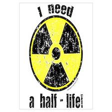 Cute Radioactive Wall Art