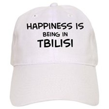 Happiness is Tbilisi Baseball Cap