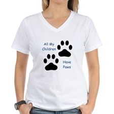 All My Children Have Paws 1 Shirt