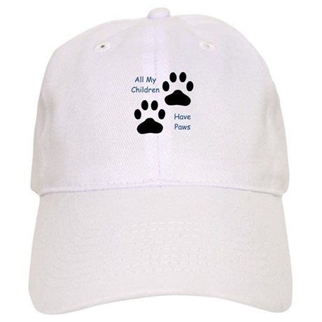 All My Children Have Paws 1 Cap