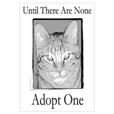Until There Are None, Adopt a