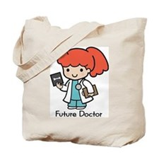 Future Doctor - girl Tote Bag