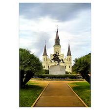 New Orleans' Jackson Square