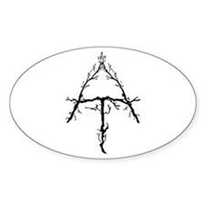 Appalachian Trail Twigs Decal