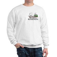 Retire 1 Sweatshirt (Dual Print)