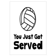 Volleyball Served