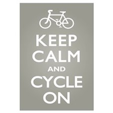Keep Calm Cycle On