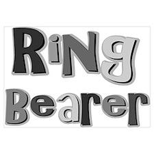 Ring Bearer Wedding Party