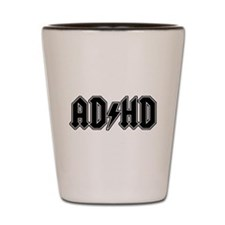 AD/HD Shot Glass