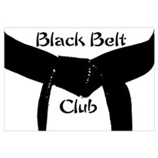 Martial Arts Black Belt Club