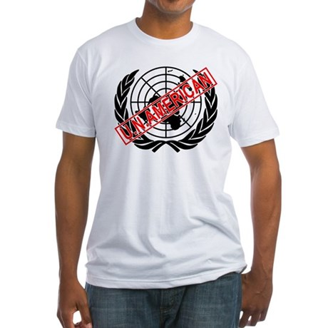 U.N. American Fitted T-Shirt