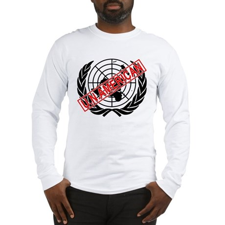 U.N. American Long Sleeve T-Shirt
