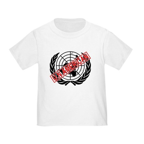 U.N. American Toddler T-Shirt