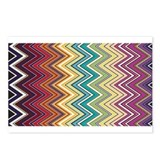 Zig Zag Postcards (Package of 8)