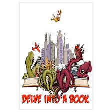 Delve into a Book
