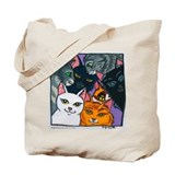 Kitty Cats Tote Bag
