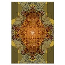 Sacred Geometry Metatron's Cube Madala