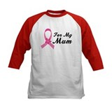 Pink Ribbon For Mum Tee