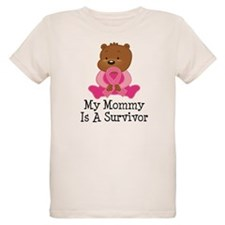 Breast Cancer Survivor Mommy T-Shirt