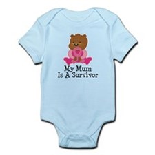 Breast Cancer Survivor Mum Onesie