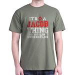 A Jacob Thing Dark T-Shirt