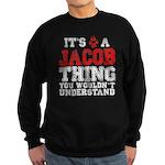 A Jacob Thing Sweatshirt (dark)