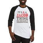 A Jacob Thing Baseball Jersey