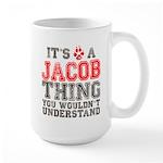 A Jacob Thing Large Mug