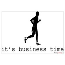 It's Business Time Running
